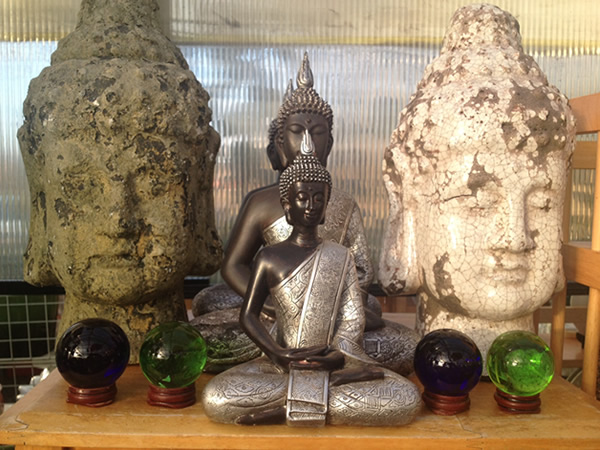 Buddha Statuary can be Displayed Indoors or Outdoors.