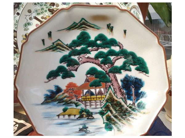 Each Ceramic is unique, no two designs are identical.