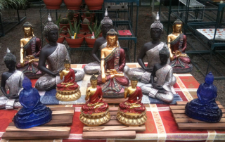 Our Collection of small Buddha Statues