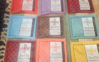 A wide variety of fine teas!