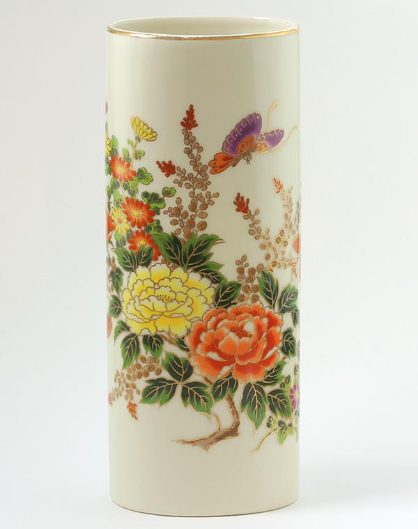 Colorful Japanese Vase